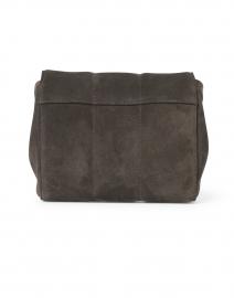 DeMellier - Mini Alexandria Espresso Suede Leather Crossbody Bag