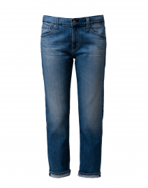 Relaxed Fit Slim Light Wash Jean