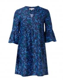 Kerry Jade and Navy Floral Print Dress