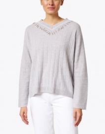 Lisa Todd - Sugar Rush Beige Cashmere Sweater