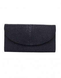 Baby Grande Navy Stingray Clutch