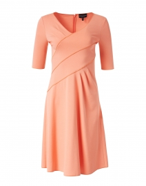 Coral Milano Jersey Dress