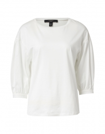Armonia White Cotton Top