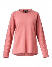 Rose Wool Cashmere Sweater