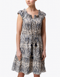 Figue - Gianna Lotus Batik Sand Dress