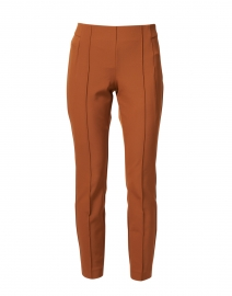 Gramercy Cappuccino Stretch Pintuck Pant
