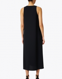 BOSS Hugo Boss - Disara Black Midi Dress