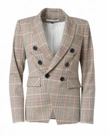 Miller Grey Check Dickey Jacket
