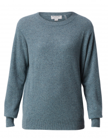 Lake Blue Cashmere Sweater