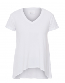 Wonder-V White Bamboo Cotton Top