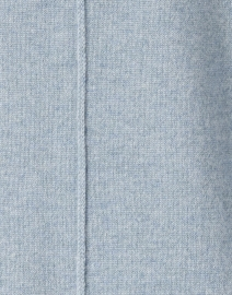 Repeat Cashmere - Dusty Blue Ribbed Cashmere Cardigan