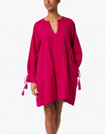 Roller Rabbit - Ora Magenta Cotton Dress