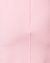 Max Mara Studio - Carol Pink Stretch Wool Crepe Dress