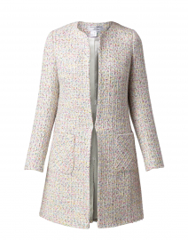 Edge to Edge Funfetti Tweed Jacket