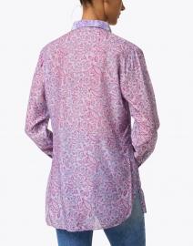 Bella Tu - Purple Floral Shirt