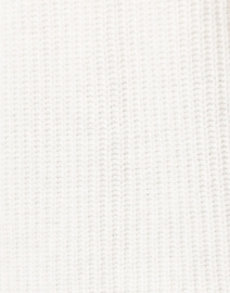 Vince - Ivory Rib Stitch Cardigan