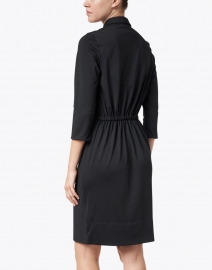 Gretchen Scott - Black Twist Front Dress
