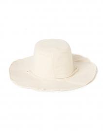 Clarke Natural Canvas Hat