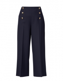 Martina Navy Wide Leg Pant