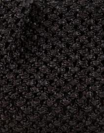 DeMellier - Mini Florence Black Crochet Clutch