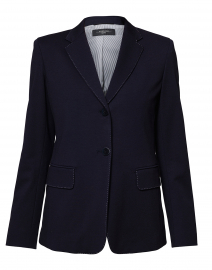 Weekend Max Mara - Lirica Midnight Blue Blazer