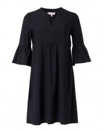 Jude Connally - Black Ruffled Dress