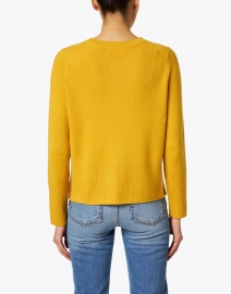 Chinti and Parker - Essential Marigold Cashmere Sweater