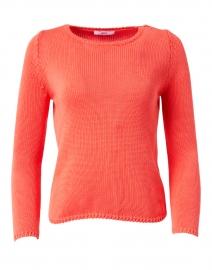 Coral Cotton Pullover