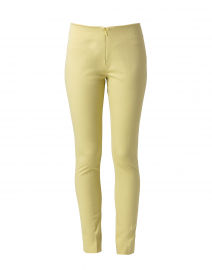 Jasmine Citron Stretch Cotton Pant