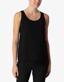 Lafayette 148 New York - Finley Black Silk Top