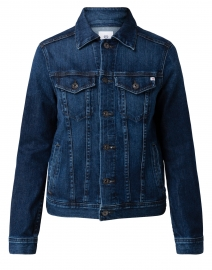 Mya Blue Denim Jacket