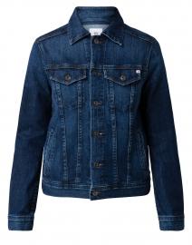 Mya Blue Denim Jacket