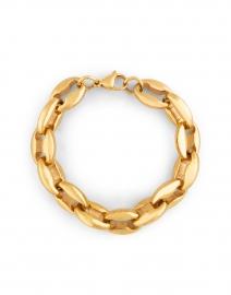 Toscano Gold Link Bracelet