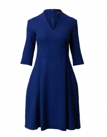 Cacao Royal Blue Dress