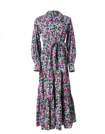 Sonora Floral Print Cotton Dress
