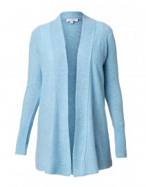 Sky Blue Cashmere Cardigan
