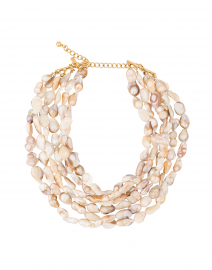 Freshwater Pearl Multi-Strand Necklace