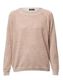 Garonna Gold Lurex Sweater