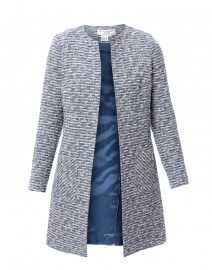 Alice Blue Ribbon Tweed Jacket