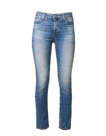 Mari Blue Stretch Denim Jean