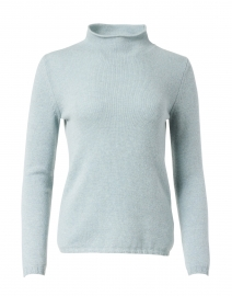 Tromba Aquamarine Cashmere Sweater