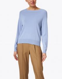 Weekend Max Mara - Teca Blue Stretch Sweater