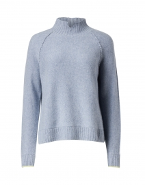 Top Notch Blue Cashmere Sweater