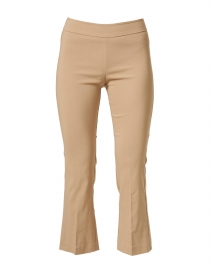 Leo Signature Camel Pull On Pant