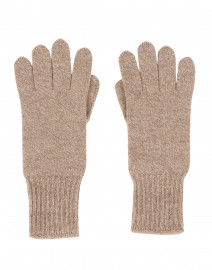 Taupe Cashmere Gloves