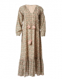 Olaya Rose Hampton Print Cotton Dress