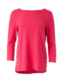 Paloma Bright Pink Tailored Knit Shirt