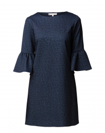 Shelby Navy Denim Dress