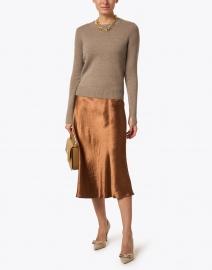 Joseph - Taupe Cashmere Sweater