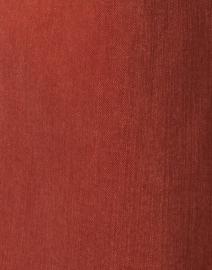Veronica Beard - Carson Cinnamon High Rise Ankle Flare Pant
